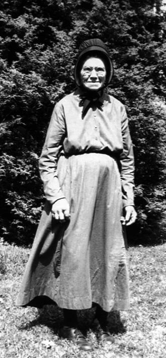 Modern Day Quaker Dress